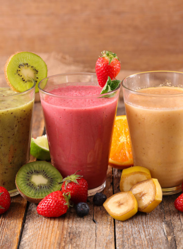 5 of the Best Delicious Healthy Smoothies